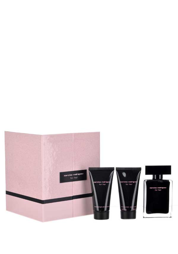 Narciso Rodriguez for her Eau de Toilette Giftset, 50ml