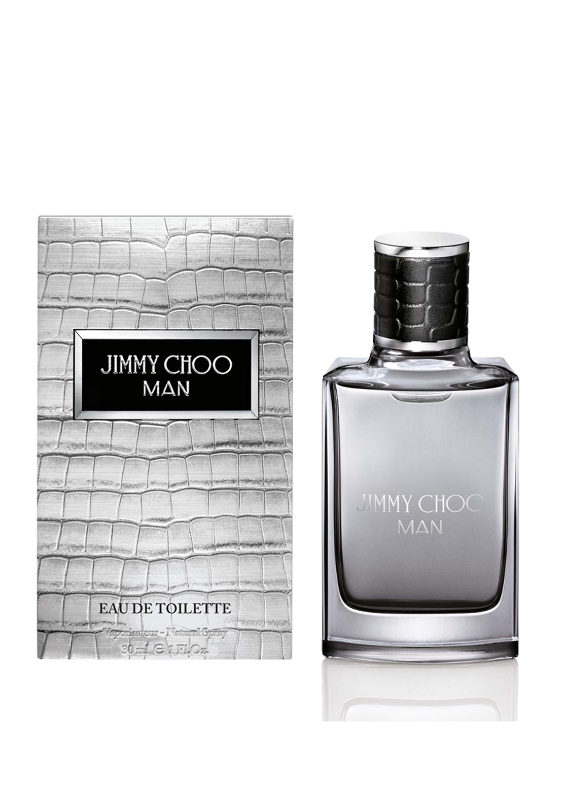 Jimmy Choo Man Eau De Toilette, 50ml