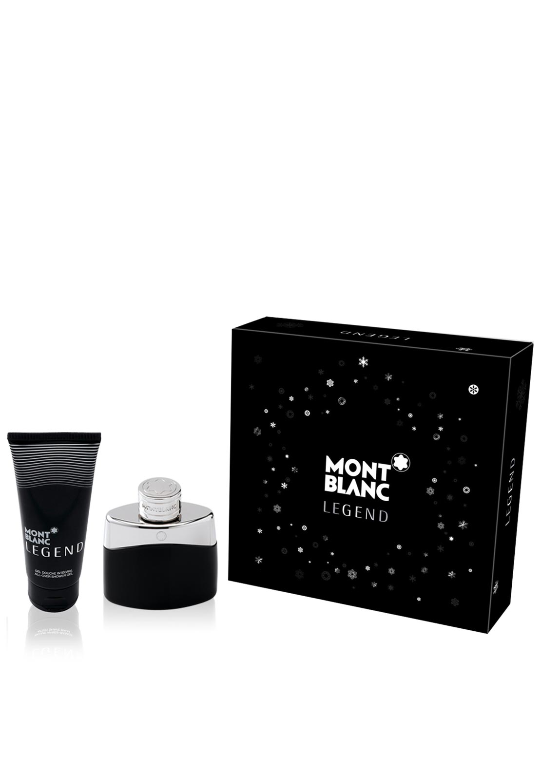 Mont Blanc Legend Mens Gift Set, 50ml