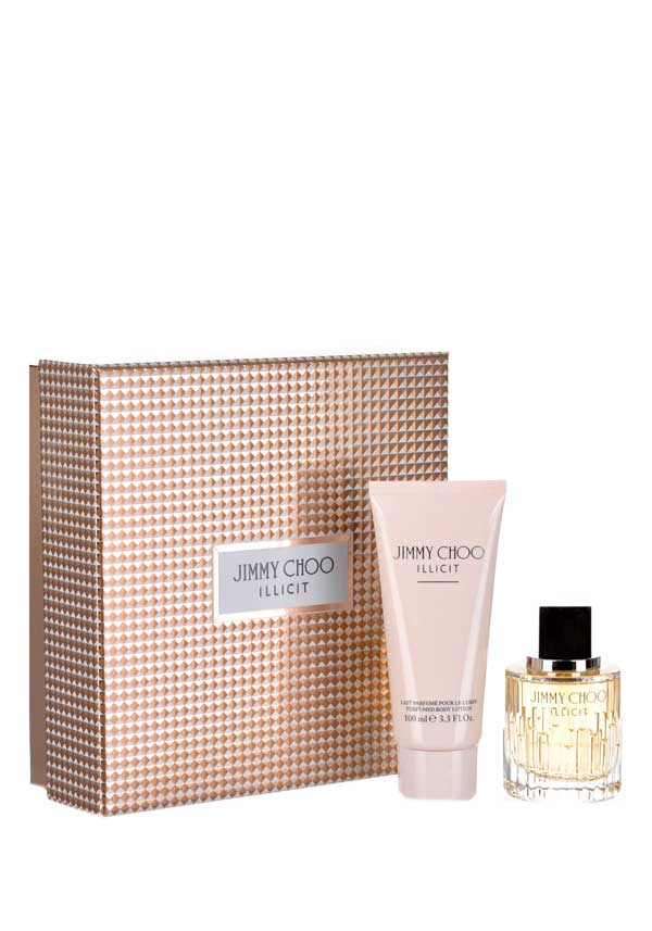 Jimmy Choo Illicit Eau de Toilette Gift Set, 60ml