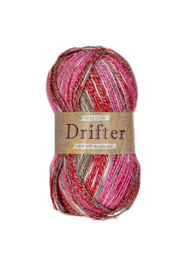 King Cole Drifter Super Soft Double Knit, 1355 Florida