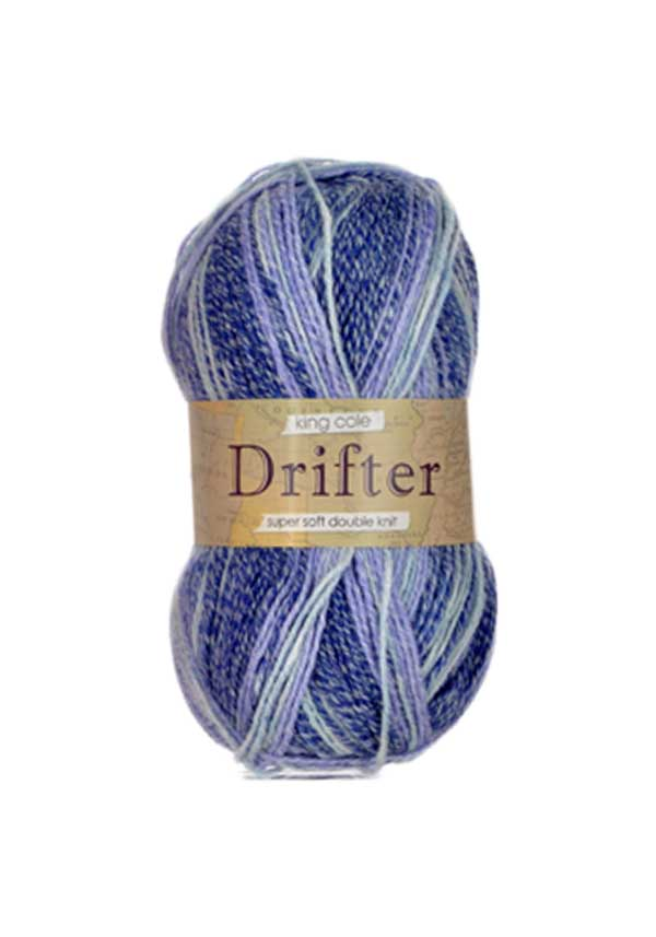 King Cole Drifter Super Soft Double Knit, 1358 Utah
