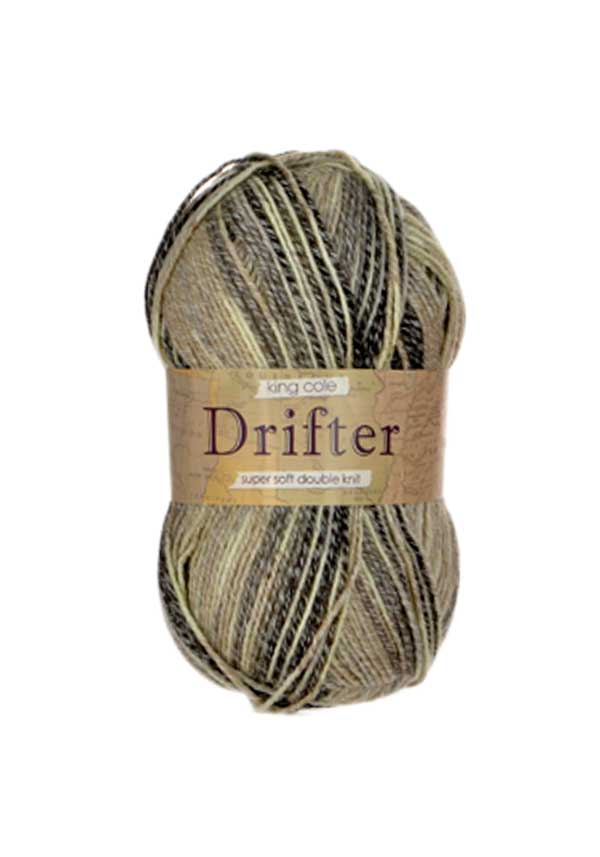 King Cole Drifter Super Soft Double Knit, 1364 Oregon