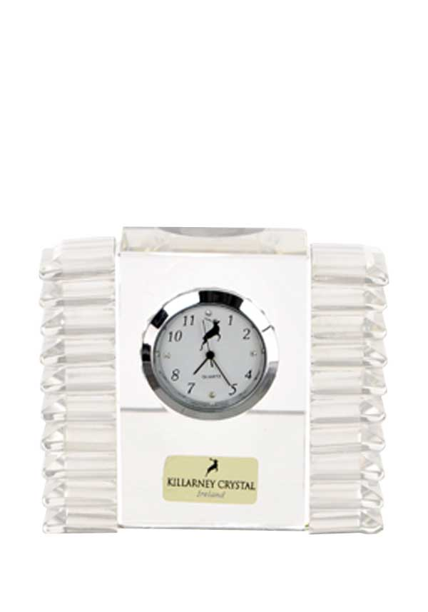 Killarney Crystal Intrigue Square Clock
