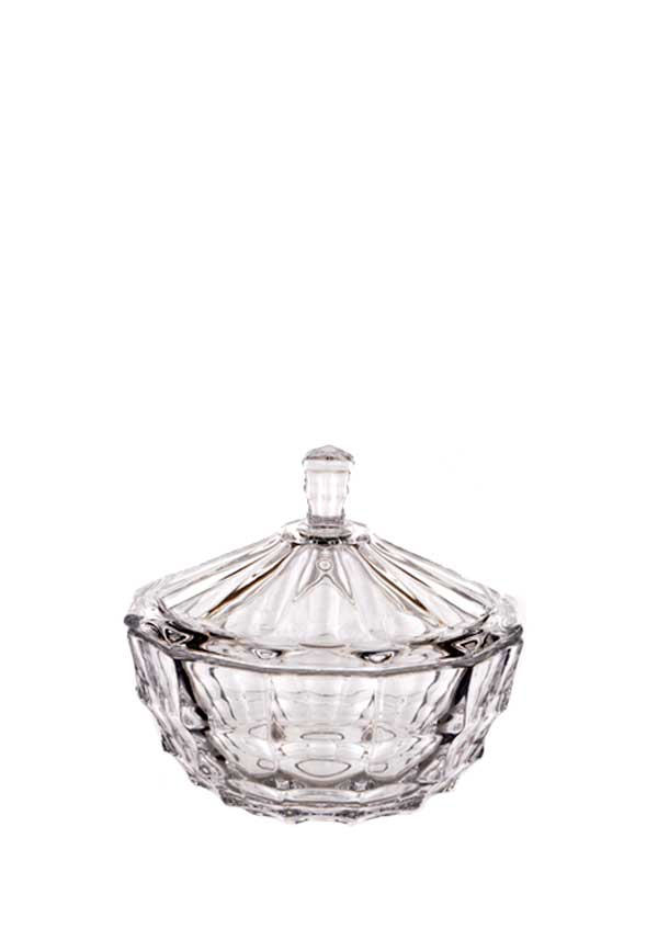 Killarney Crystal Intrigue Trinket Dish
