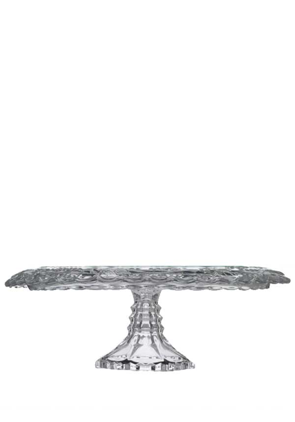 Killarney Crystal Celebration Cake Stand