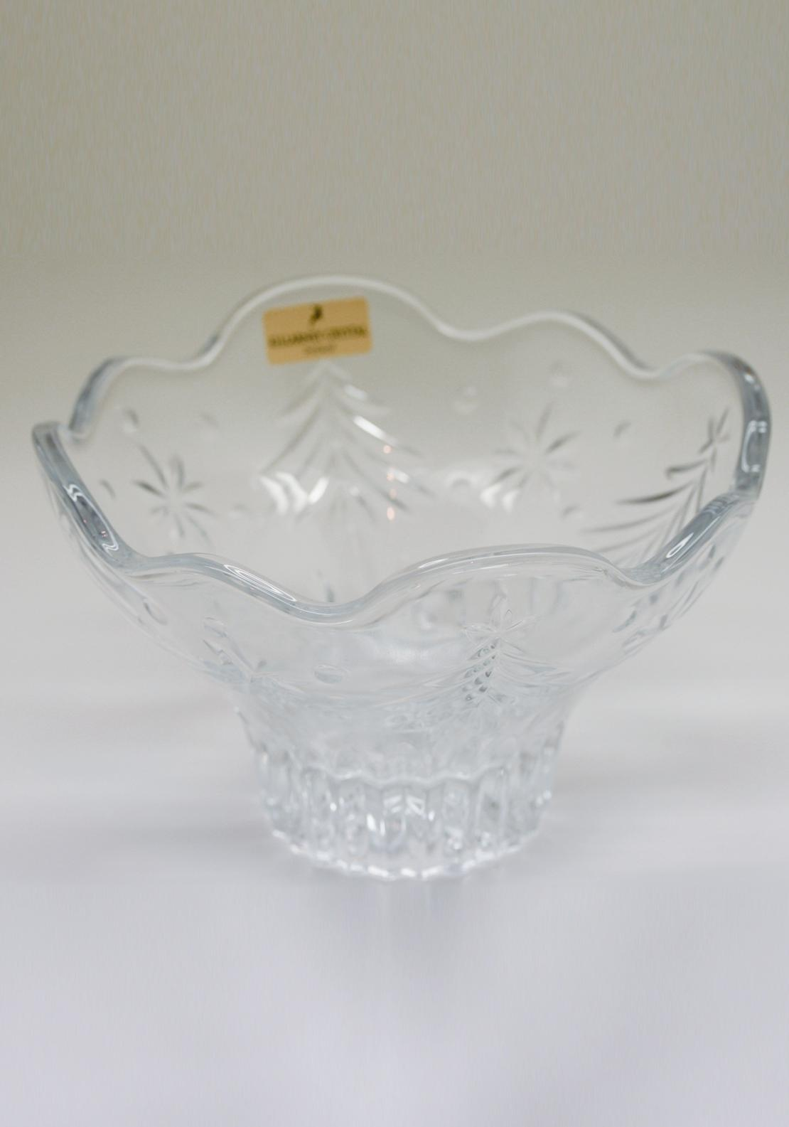 Killarney Crystal Starlight Bowl