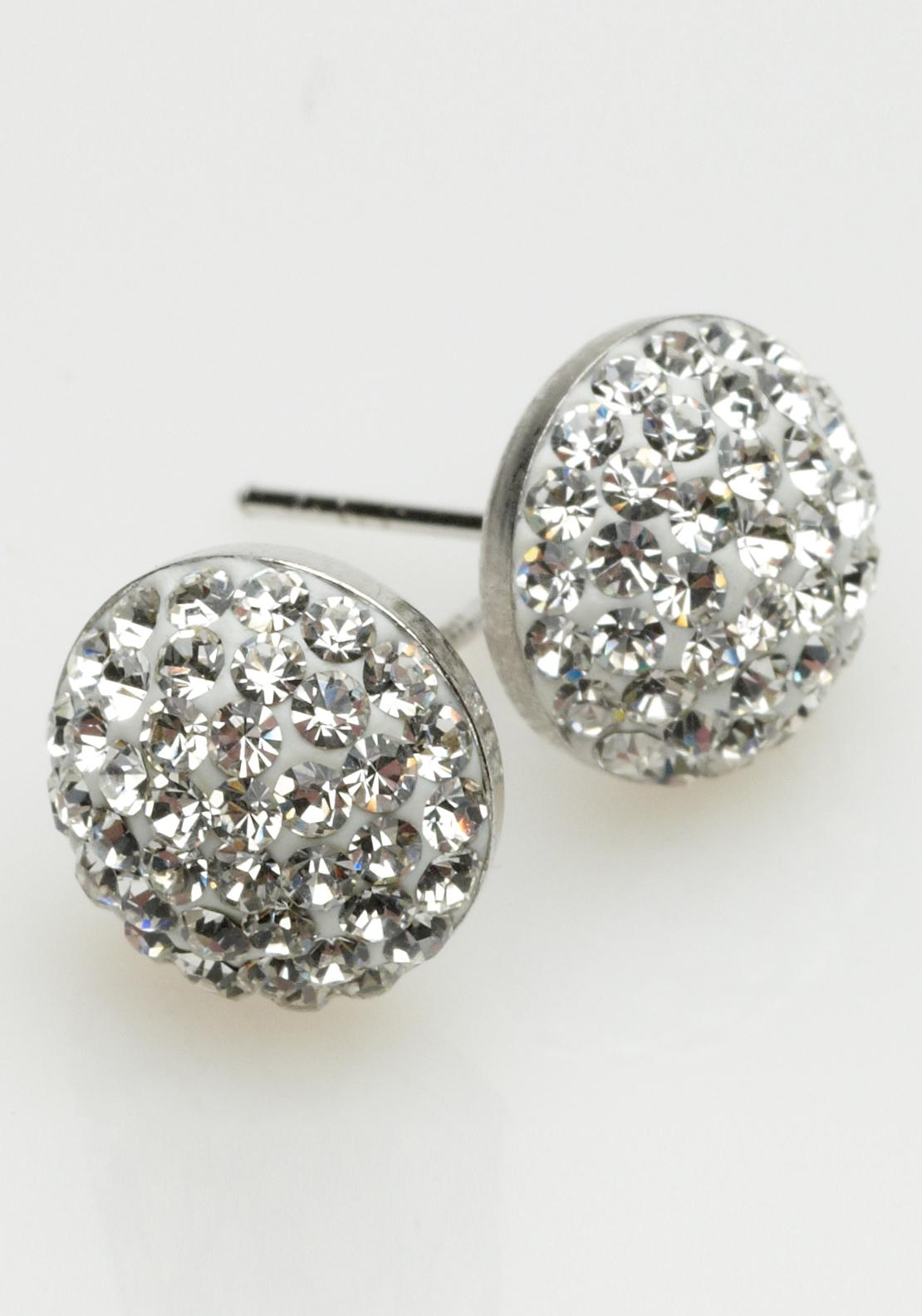 Killarney Crystal Venus Stud Earrings
