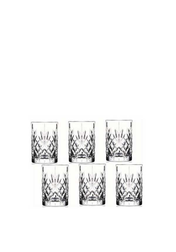 Killarney Crystal Trinity Shot Glass