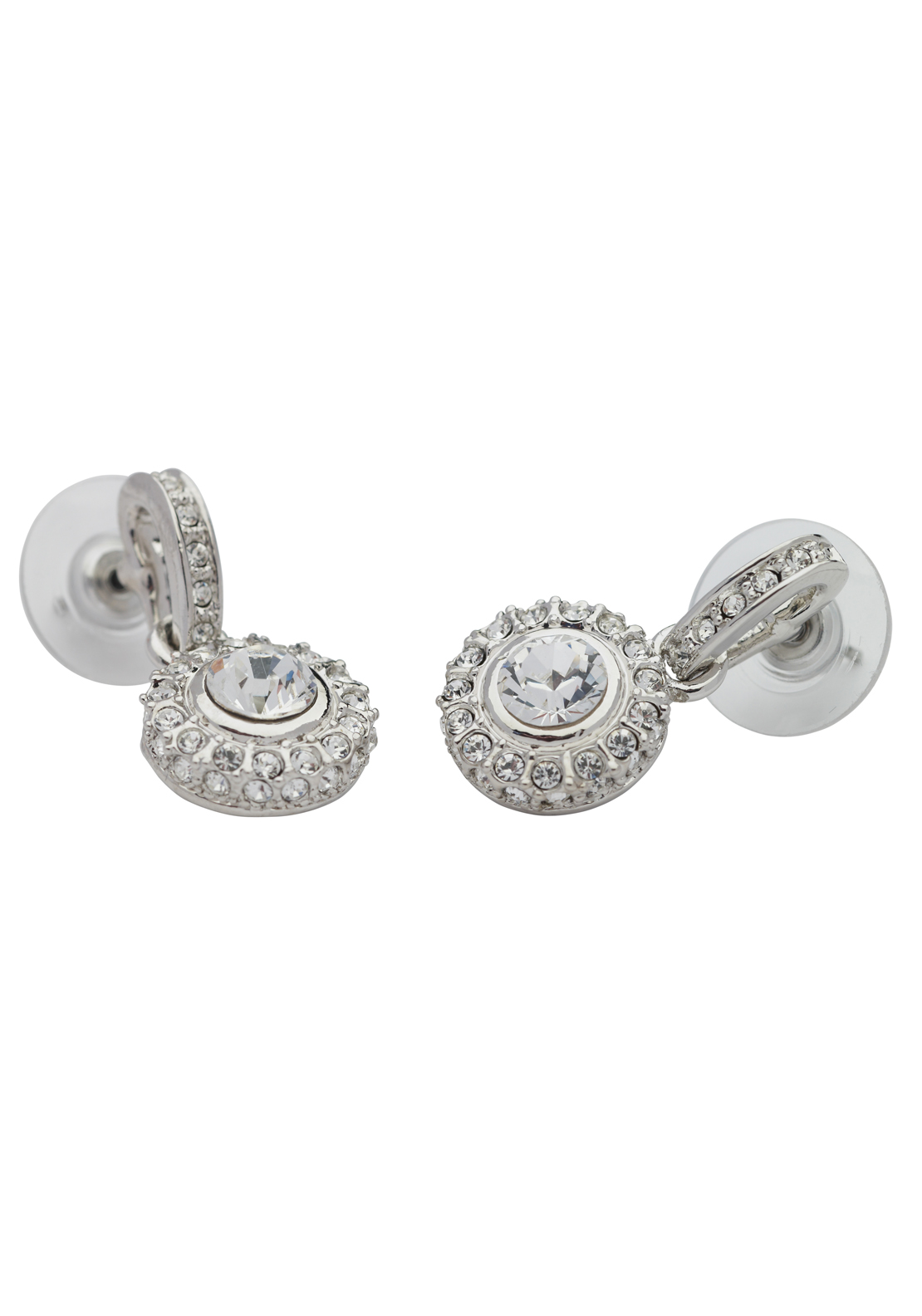 Killarney Crystal Opulence Drop Stud Earrings