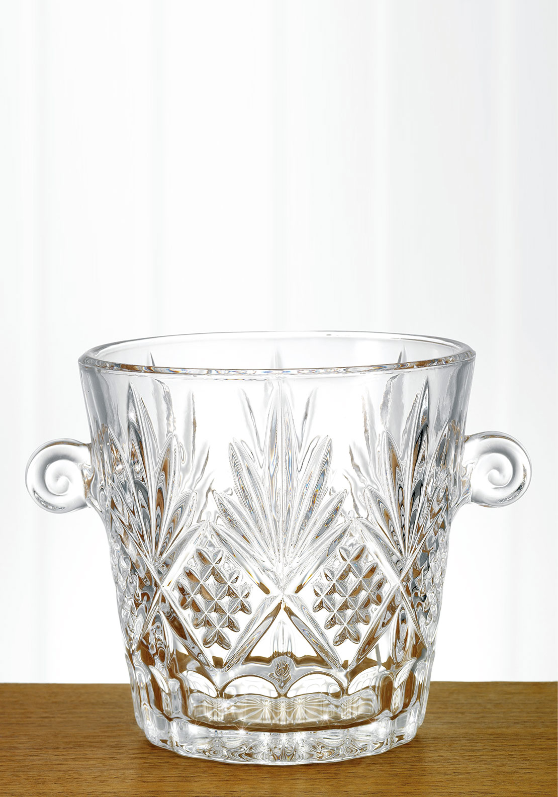 Killarney Crystal Trinity Ice Bucket
