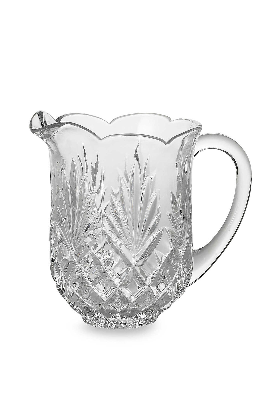 Killarney Crystal Trinity Pitcher