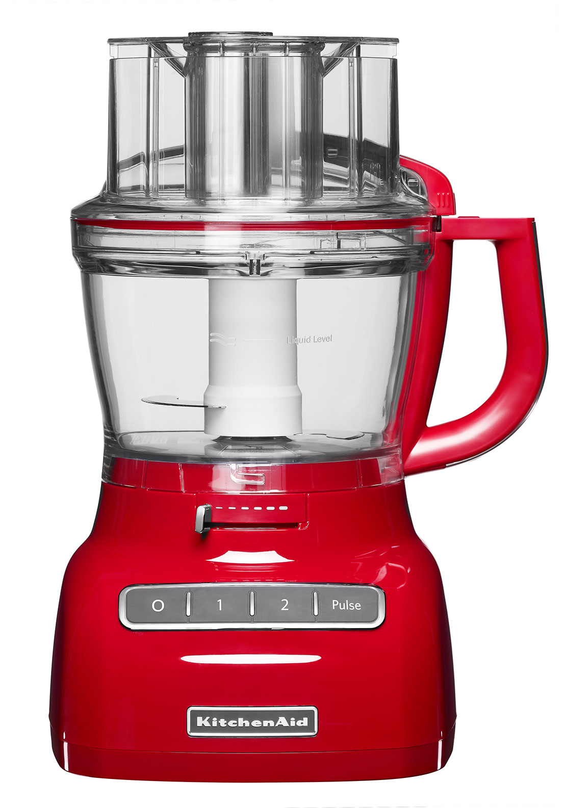 KitchenAid Food Processor, Candy Apple Red 3.1L