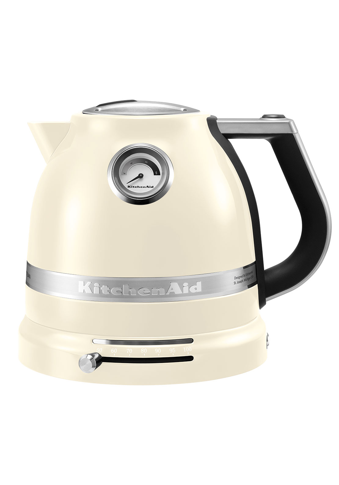 KitchenAid Artisan Kettle, Almond Cream 1.5L