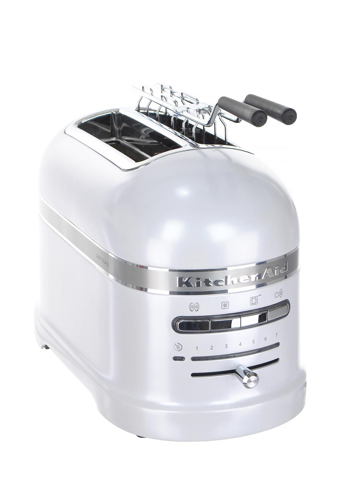 KitchenAid Artisan Automatic Toaster with Sandwich Rack, Frosted Pearl
