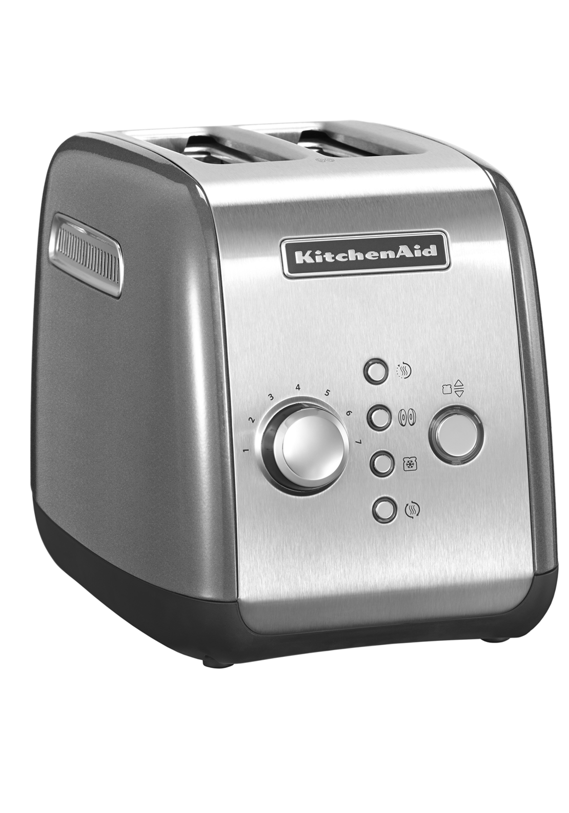 KitchenAid 2 Slice Motorized Toaster, Silver