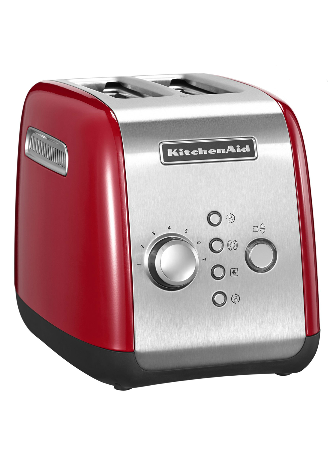 KitchenAid 2 Slice Motorized Toaster, Berry Red