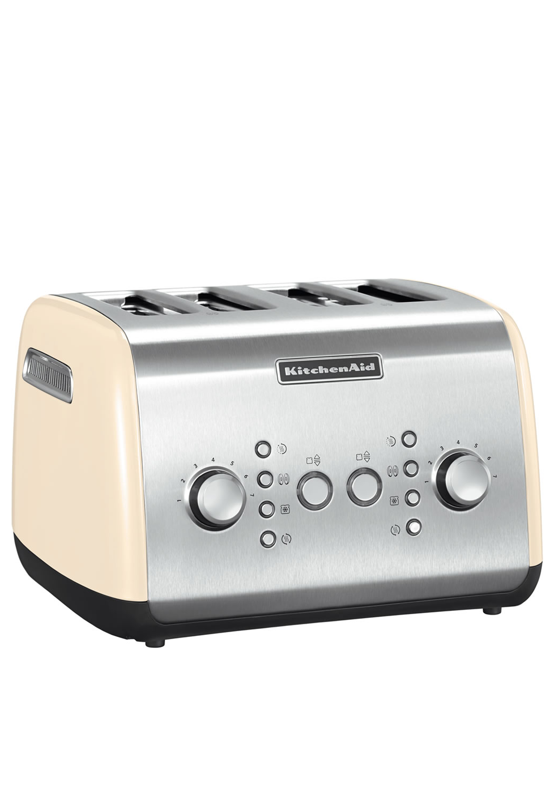 KitchenAid 4 Slice Motorized Toaster, Almond Cream