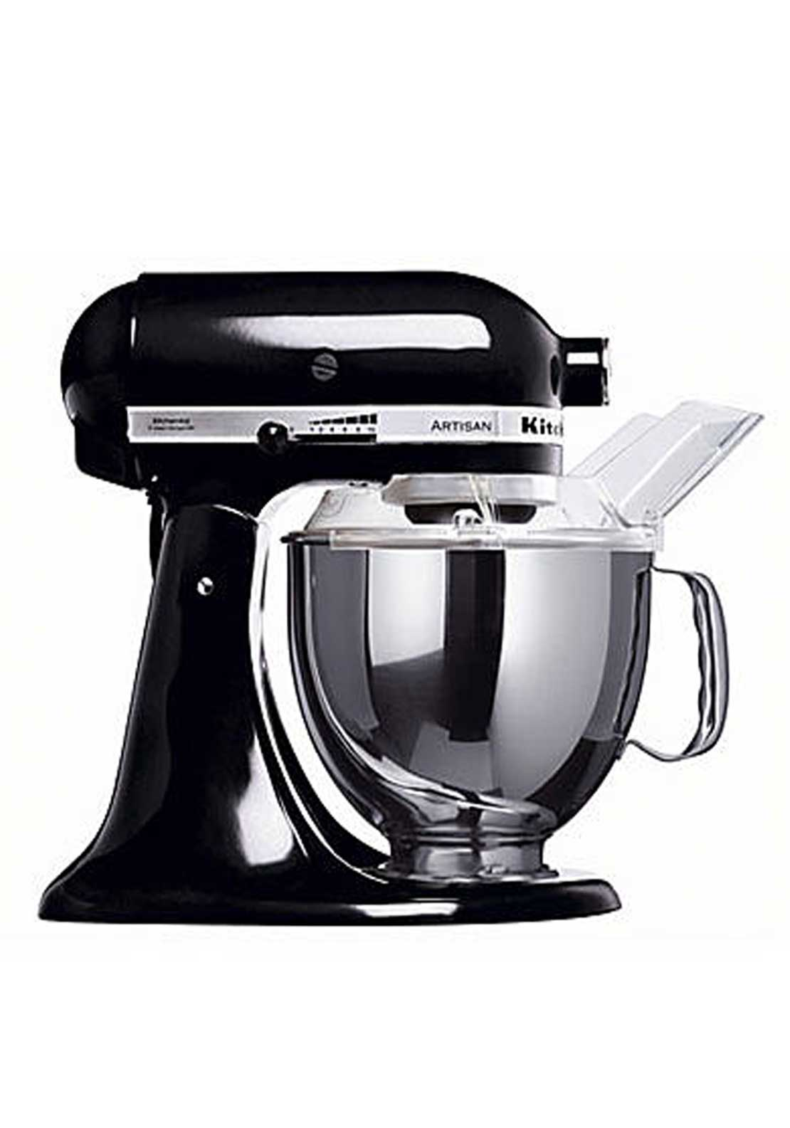 KitchenAid Artisan Stand Kitchen Mixer 4.8L, Onyx Black