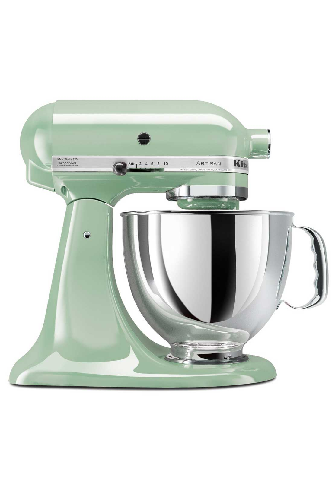 KitchenAid Artisan Stand Kitchen Mixer 4.8L, Pistachio Green