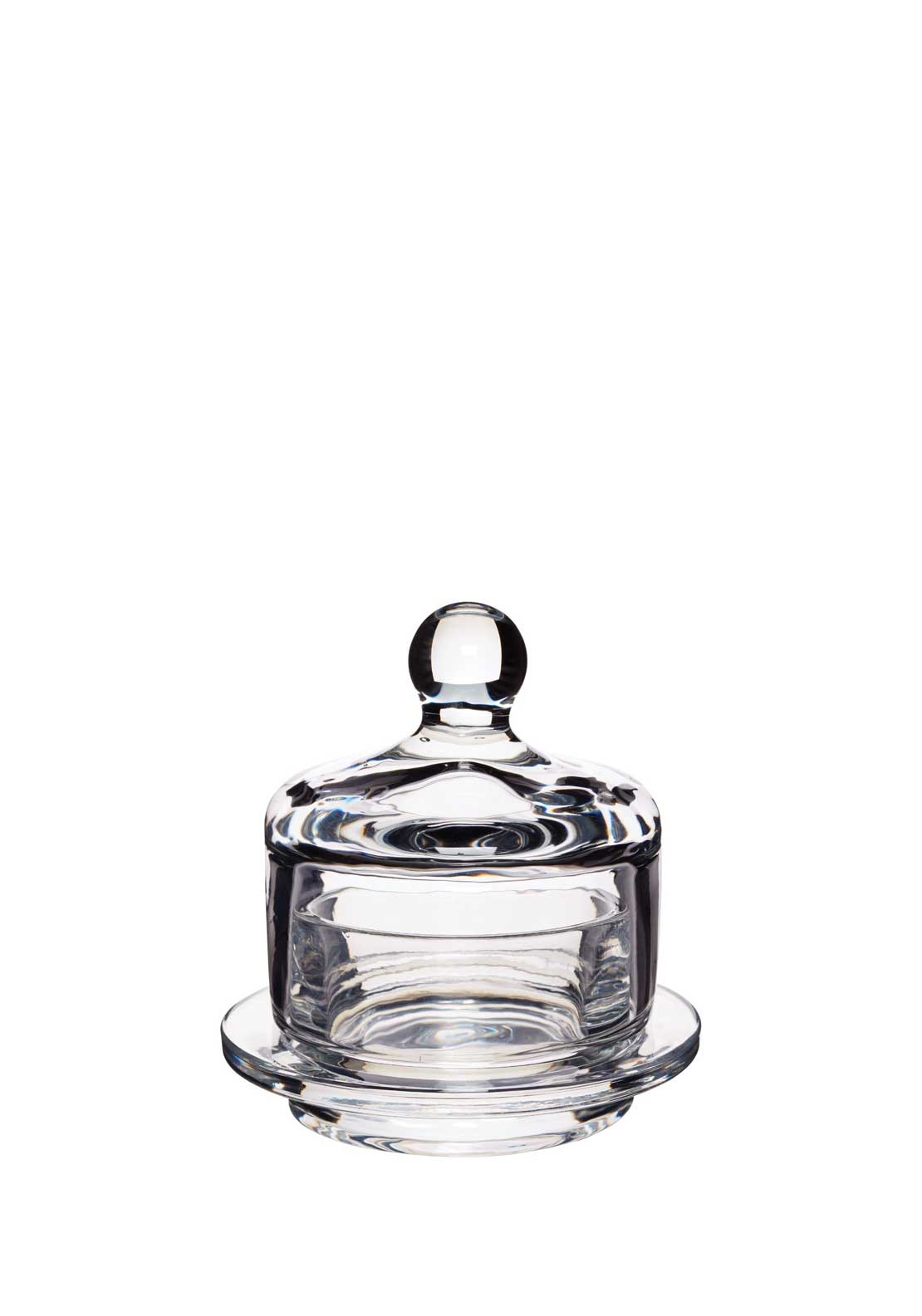 Kitchen Craft Masterclass Mini Glass Serving Cloche