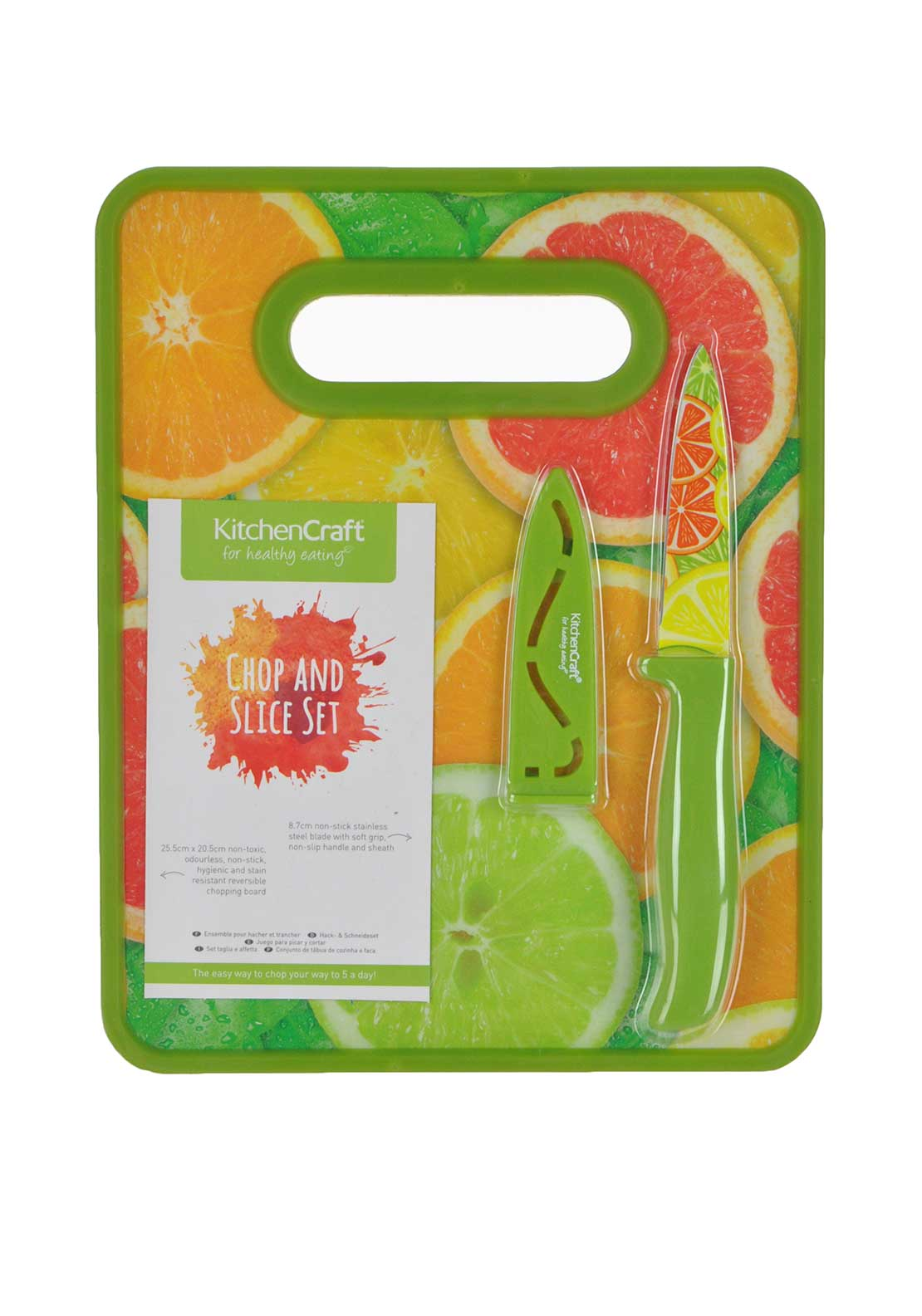 Kitchen Craft Chop and Slice Set