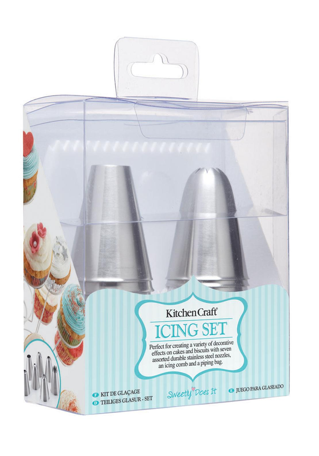 Sweetly Does It Icing Set with Bag