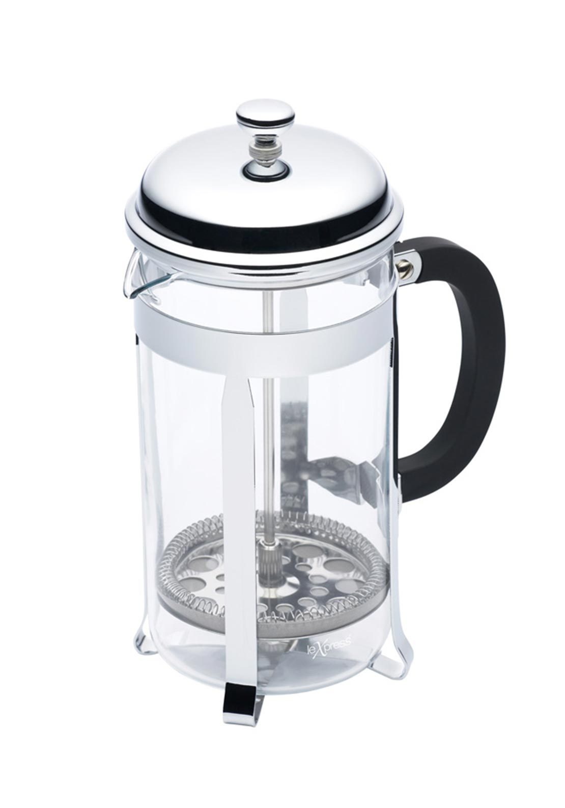 Kitchen Craft LeXpress 12 Cup Cafetiere