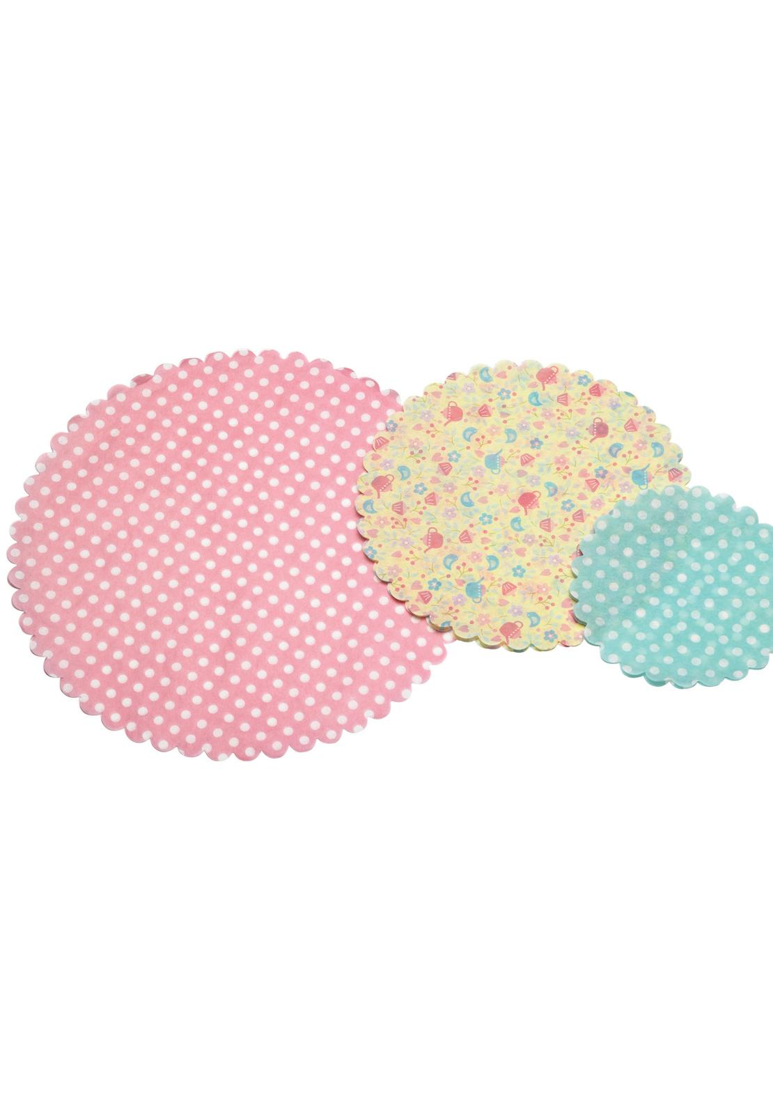 Sweetly Does It Patterned Paper Doilies (Pack of 30)