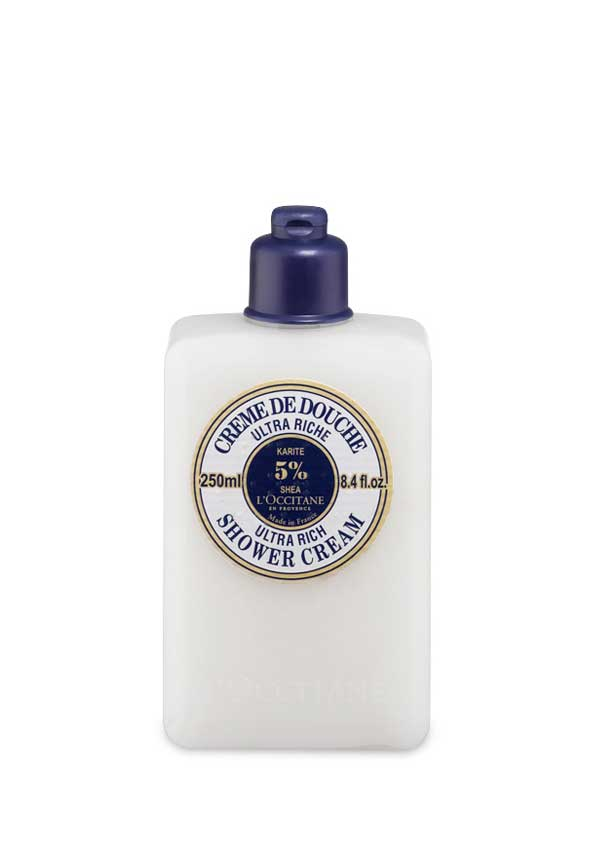L'Occitane Ultra Rich Shower Cream, 250ml