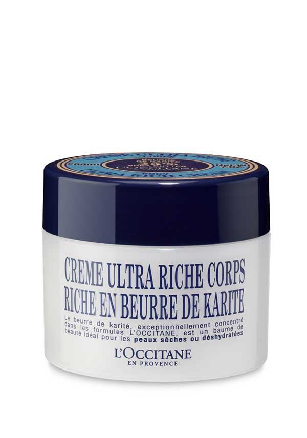 L'Occitane Ultra Rich Body Cream, 200ml