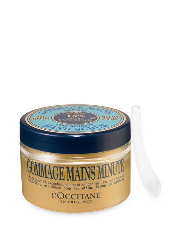 L'Occitane One Minute Hand Scrub, 100ml