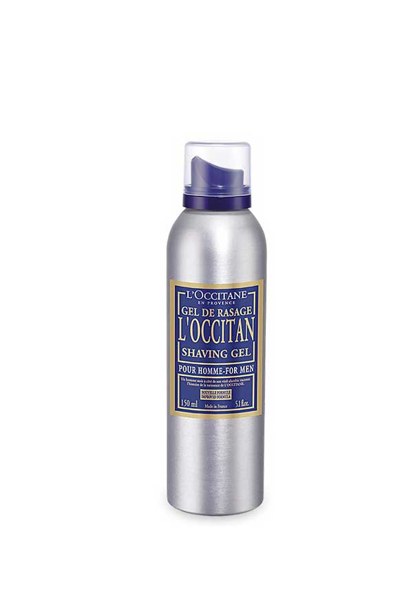 L'Occitane Shaving Gel, 150ml