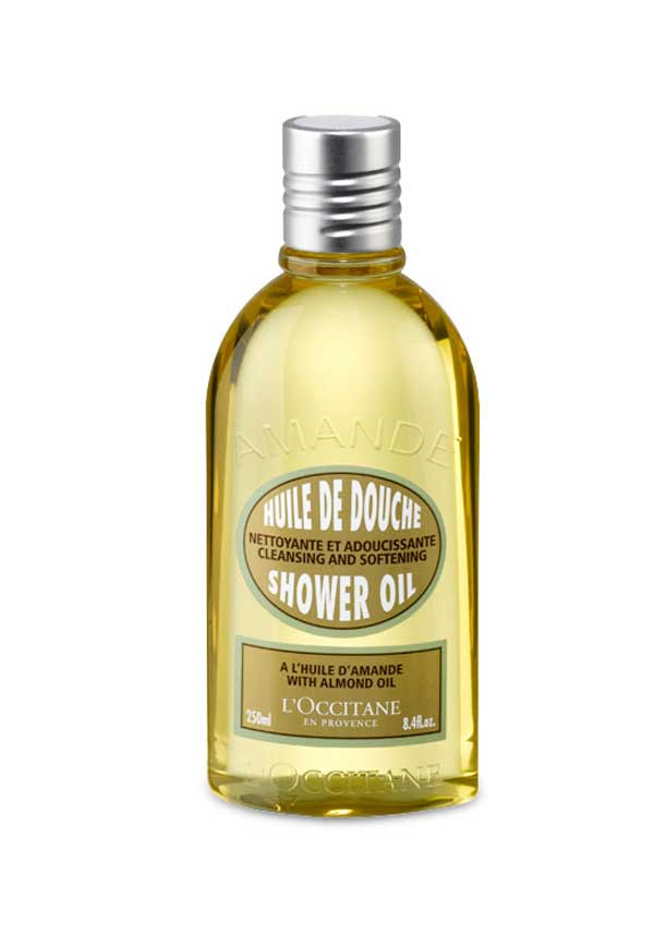 L'Occitane Almond Shower Oil, 250ml