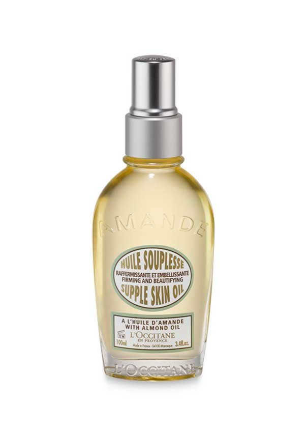 L'Occitane Almond Supple Skin Oil, 100ml