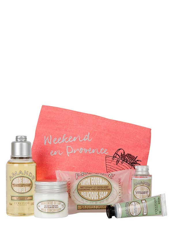 L'Occitane Almond Discovery Collection