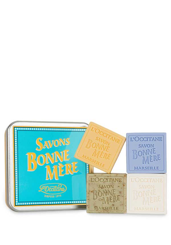 L'Occitane Bonne Mère Soap Collection