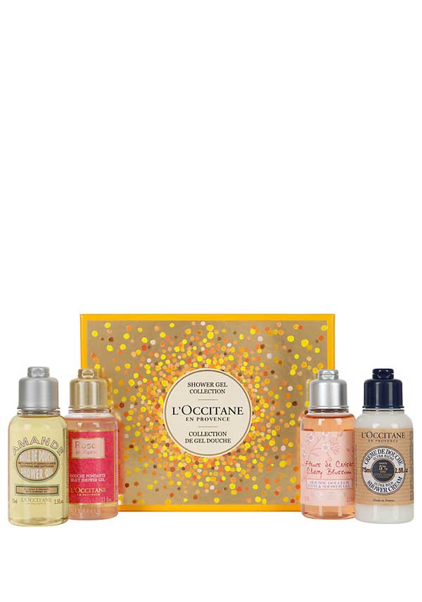 L'Occitane Shower Gel Collection Skincare Gift Set