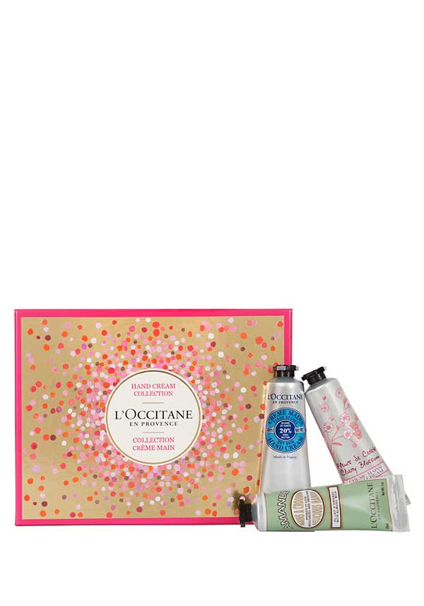 L'Occitane Hand Cream Collection, 3 x 30ml