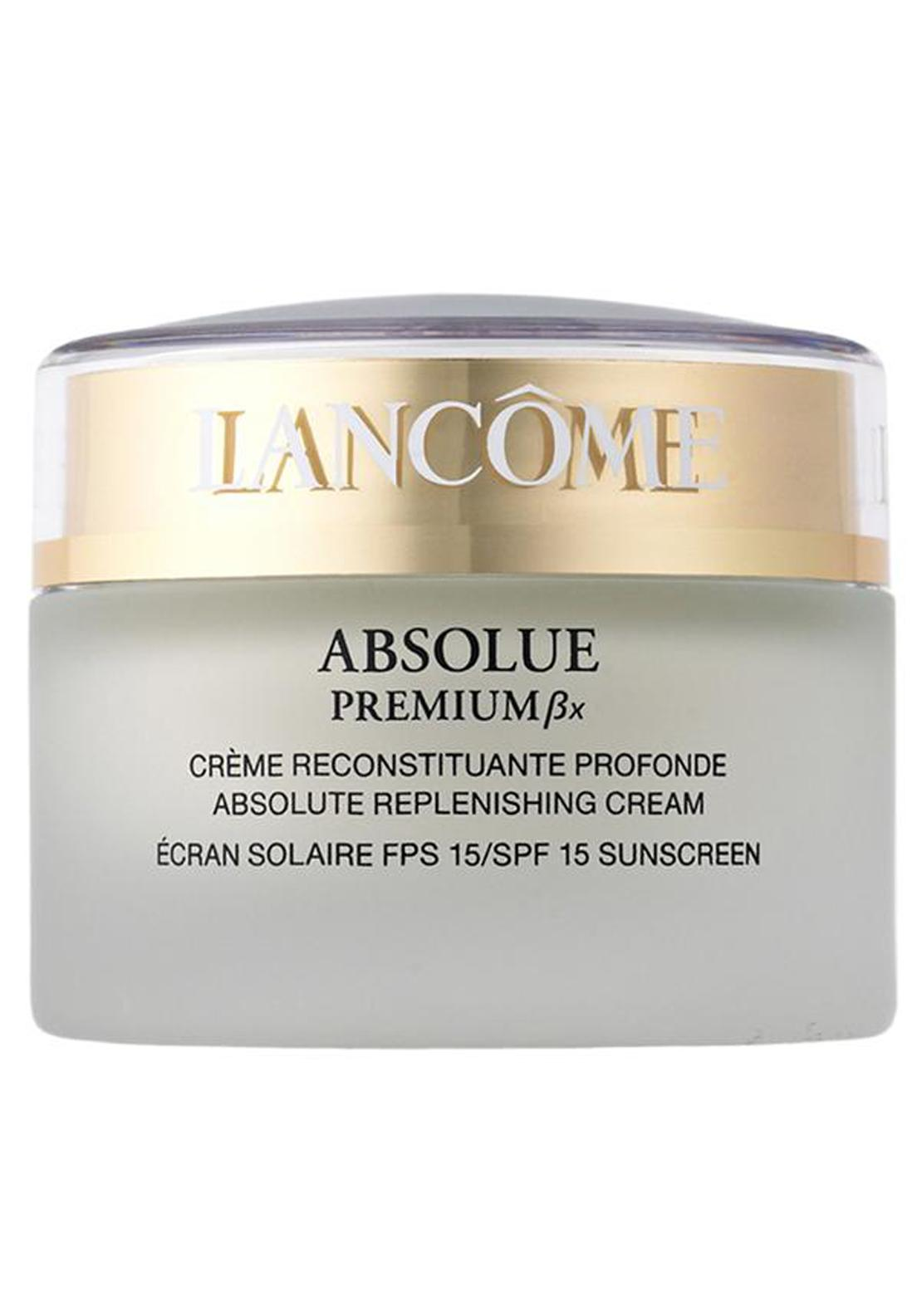Lancôme Absolue Premium BX Replinishment Cream SPF 15 50ml