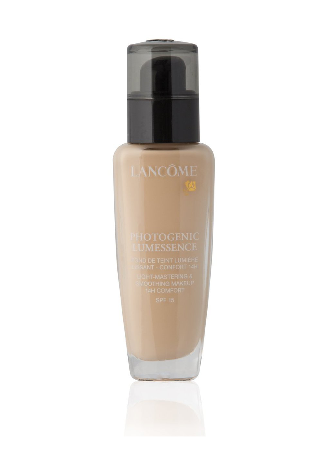 Lancome Photogenic Lumessence Liquid Foundation with SPF15, 03 Beige Diaphane