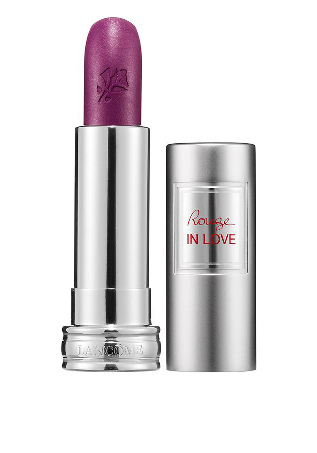 Lancome Rouge In Love Lip Stick, Violette Coquette 381B