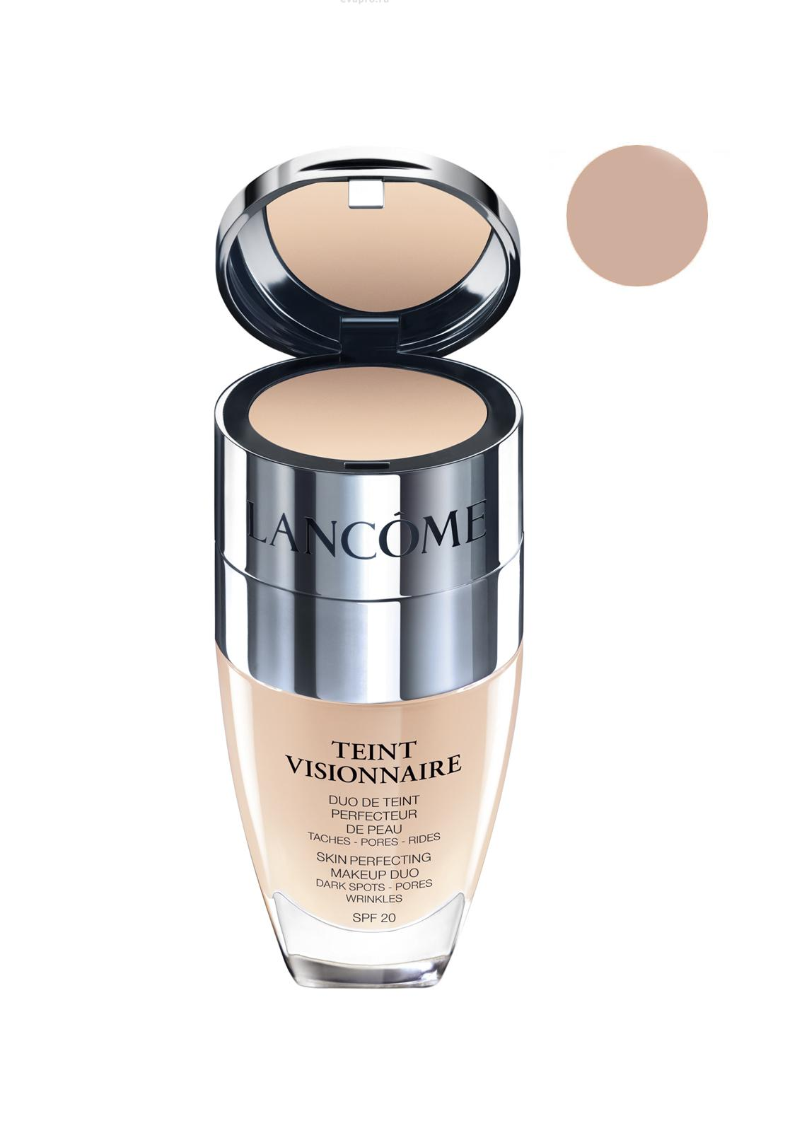 Lancome Teint Visionnaire Skin Perfecting Makeup Duo, 007 Beige Rose
