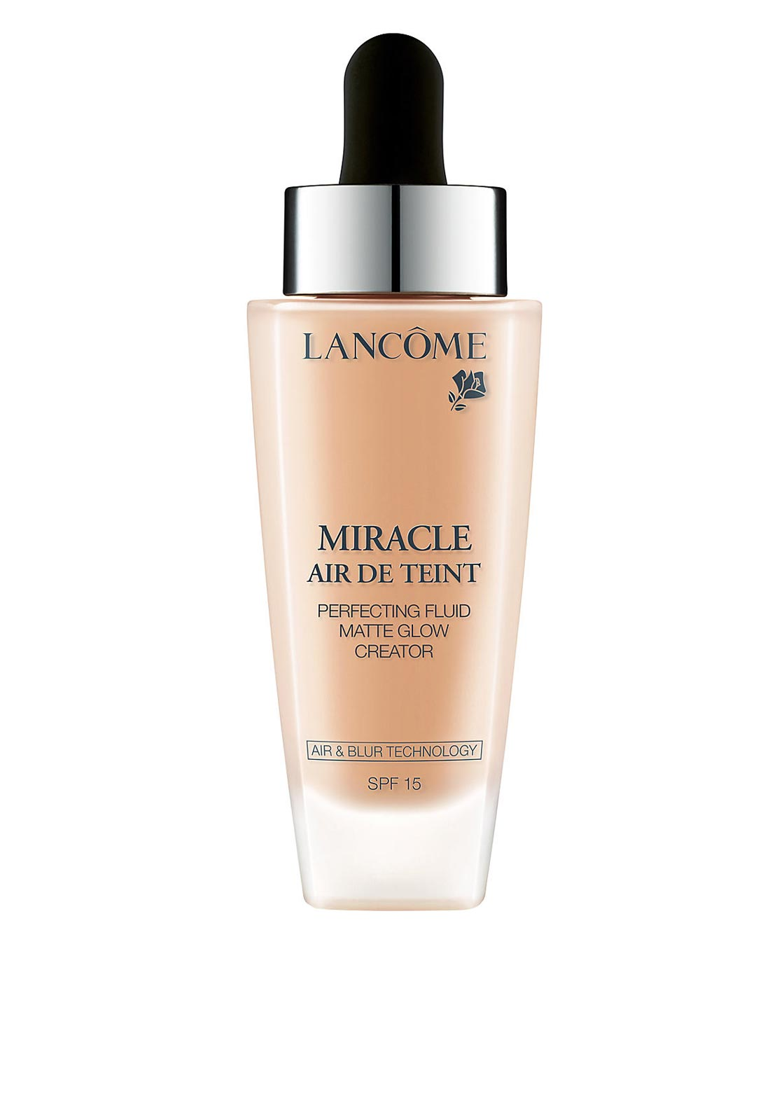 Lancome Miracle Air De Teint Perfecting Fluid, 045 Sable Beige