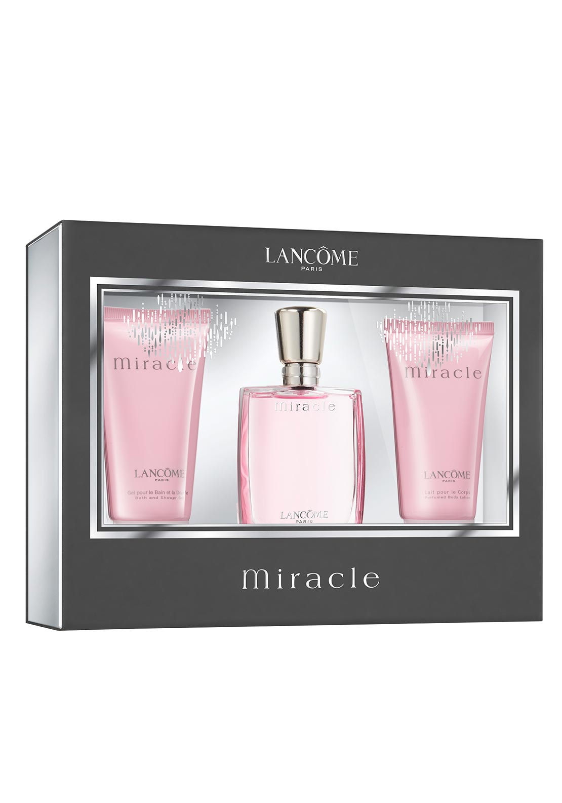 Lancome Womens Miracle Eau de Parfum 30ml Gift Set