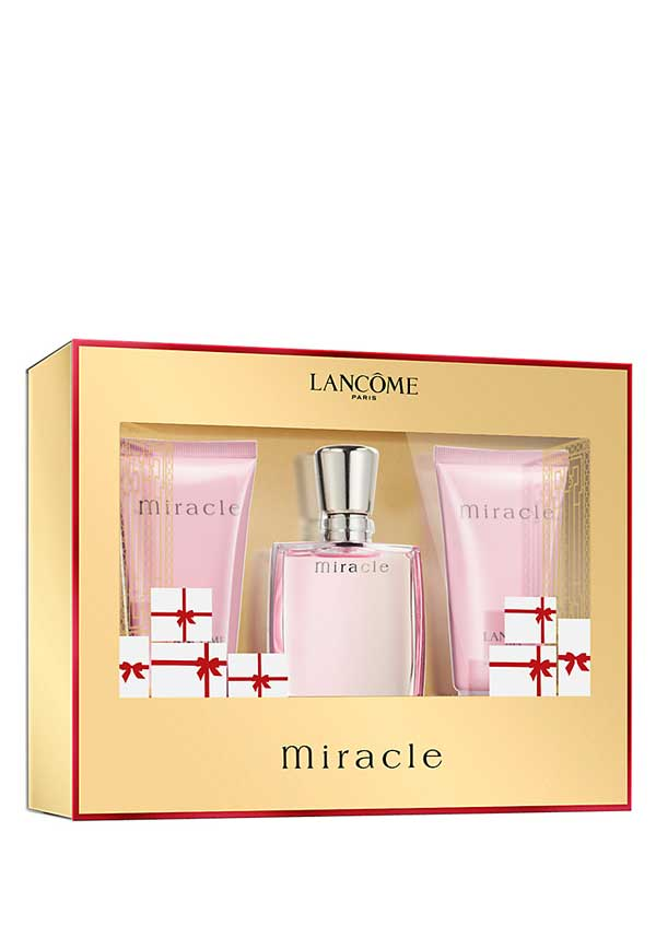 Lancome Miracle Eau de Parfum 30ml Fragrance Gift Set
