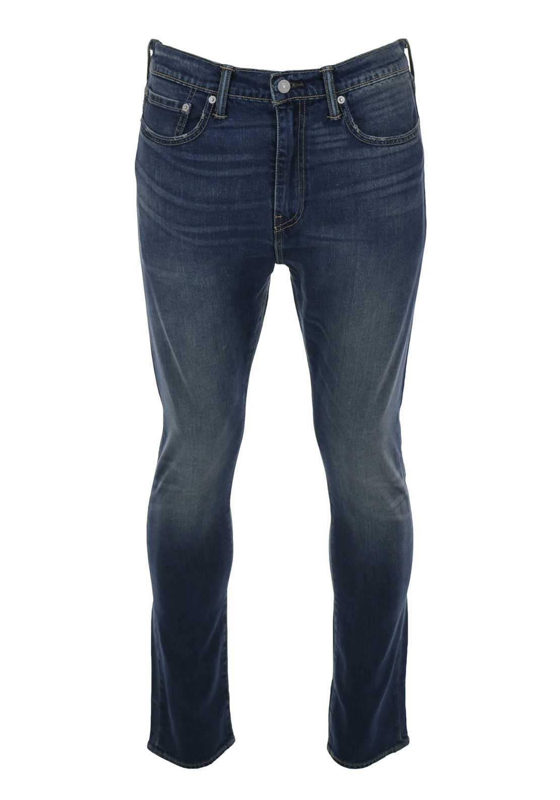 Levis Mens 511 Slim Fit Jeans, Blue Denim