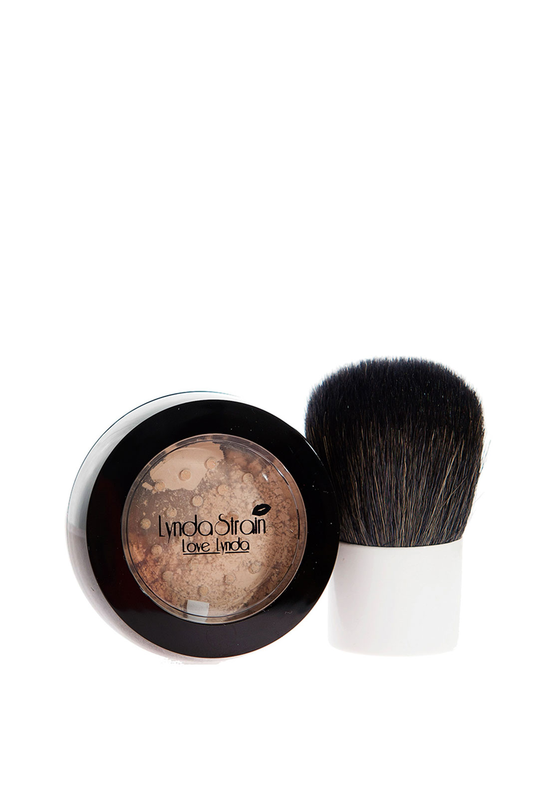 Lynda Strain Love Lynda Mineral Loose Foundation, Warm 2
