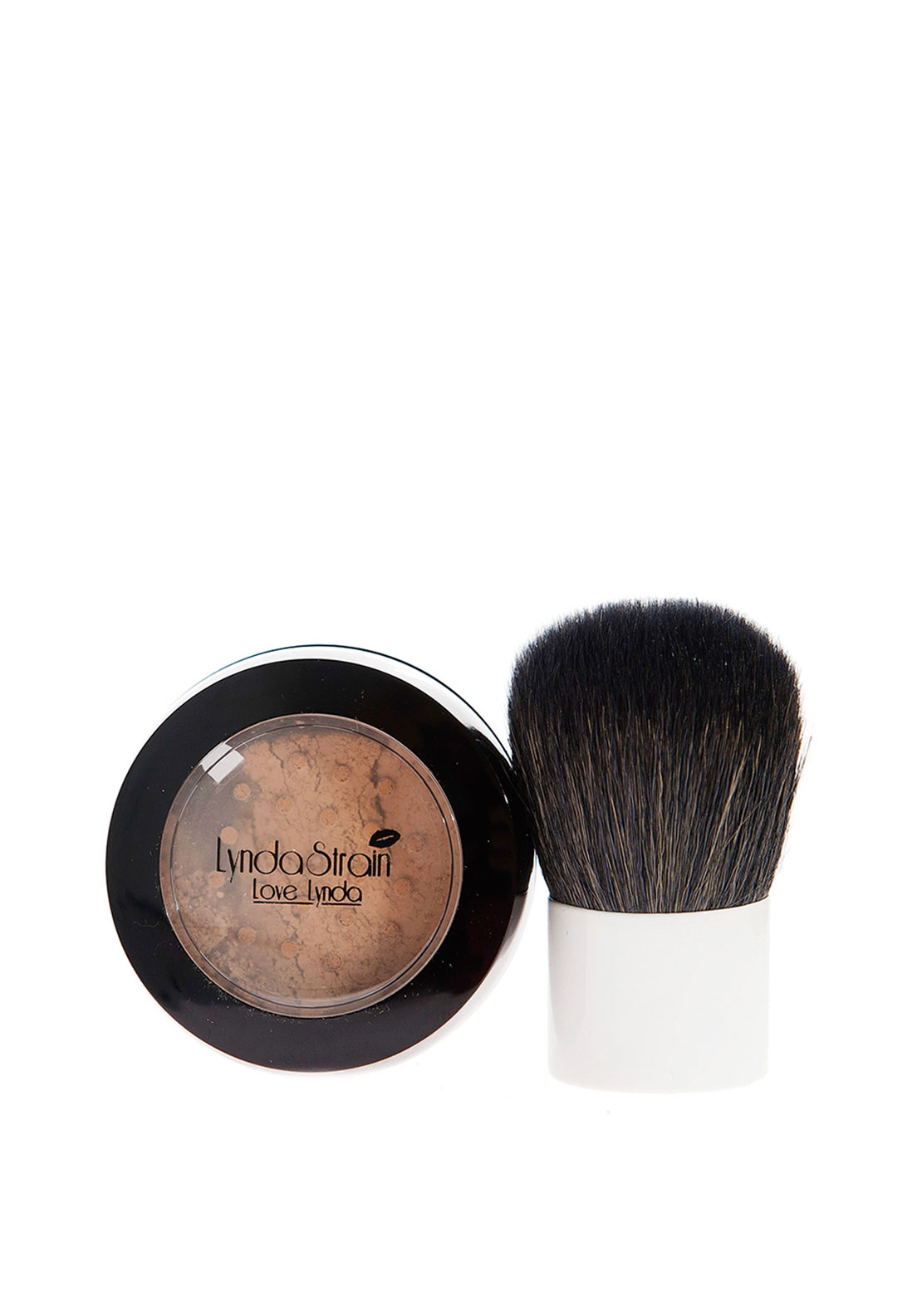 Lynda Strain Love Lynda Mineral Loose Foundation, Warm 4
