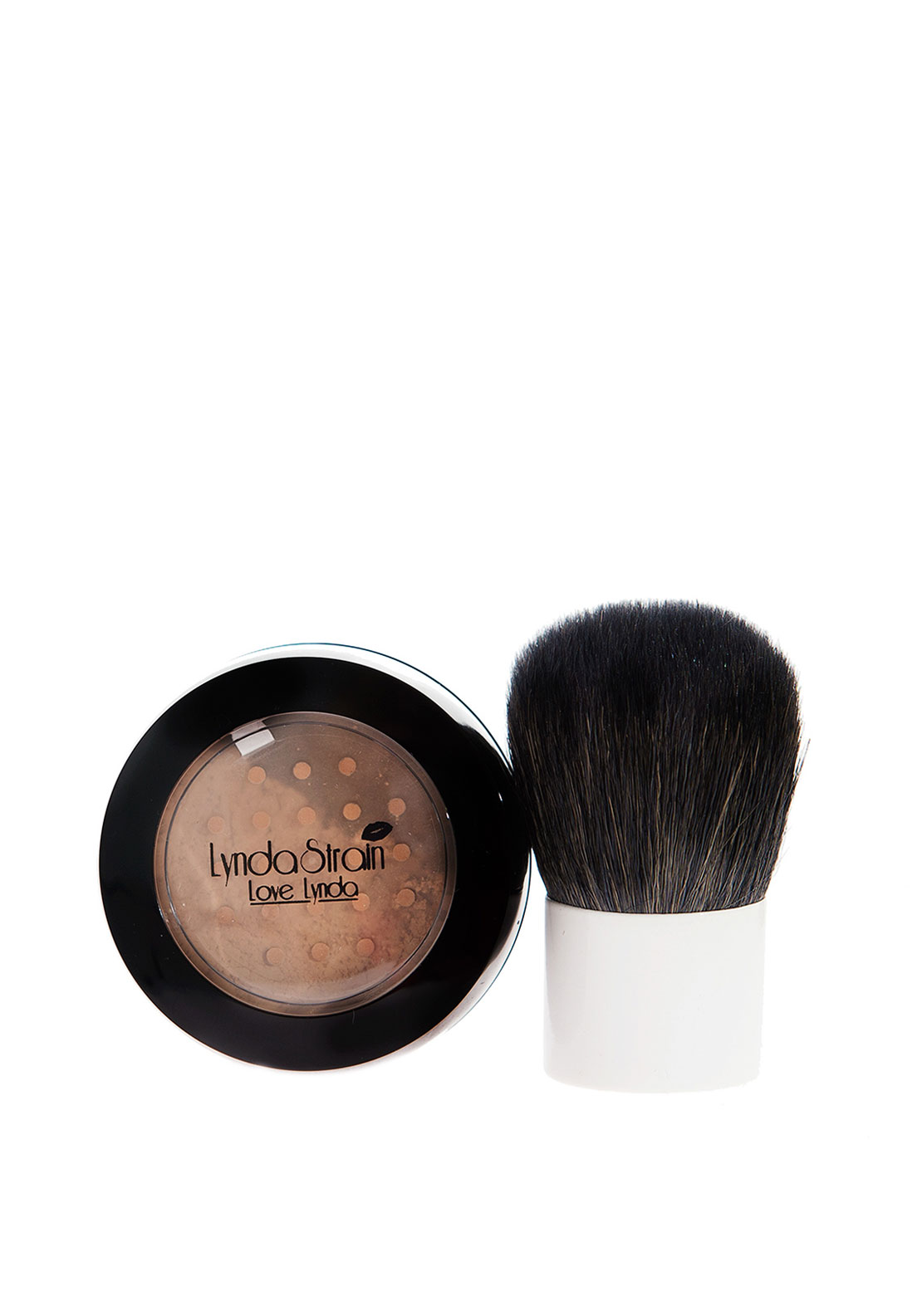 Lynda Strain Love Lynda Mineral Loose Foundation, Warm 5